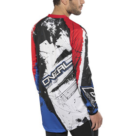 ONeal Element - Maillot manga larga Hombre - Shocker Multicolor